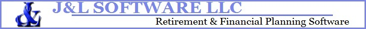J&L Software - Retirement and Financial Planning Software